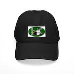 I Golf Black Cap