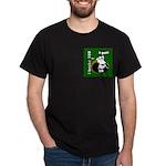 I Golf Black T-Shirt