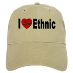 I Love Ethnic Cap