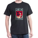 Obey the Jack Russell Terrier! Black T-Shirt