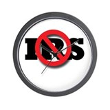 No IRS Wall Clock