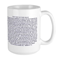 The Visit of the Magi Mug (large)
