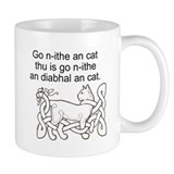 Celtic Irish Gaelic  Tasse