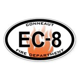 EC-8 (Ryan) Fire Decal