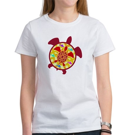 Turtle Within Turtle Women's T-Shirt