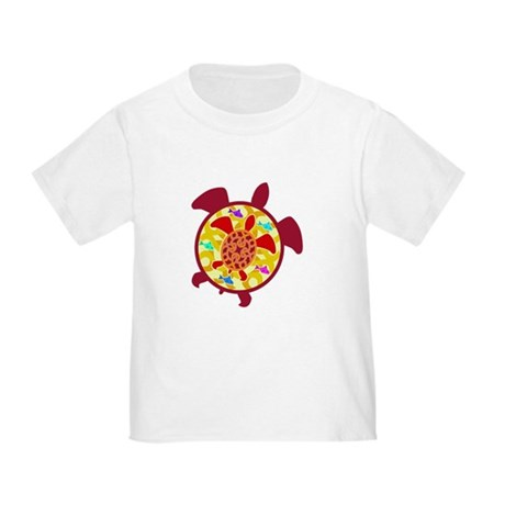Turtle Within Turtle Toddler T-Shirt