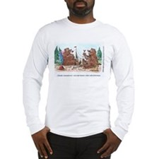 WineToons Long Sleeve T-Shirt