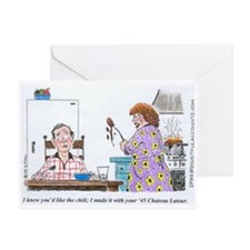 WineToons Greeting Cards (Pk of 10)