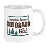 Colorado Girl Mug