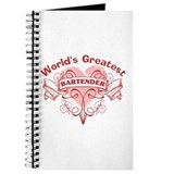 World's Greatest Bartender Journal