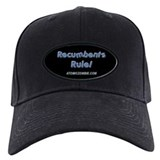 Recumbents Rule Baseball Hat