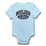 Boulder Colorado Infant Bodysuit