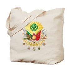 Ottoman Empire Coat of Arms Tote Bag