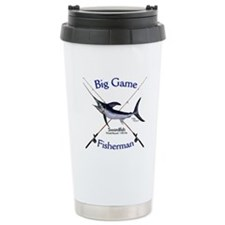 Swordfish Ceramic Travel Mug