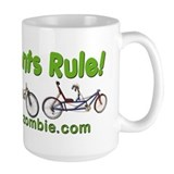 Recumbents Rule Mug