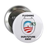 Flushed Buttons (10 pack)