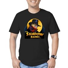 """The Shadow Knows..."" T"