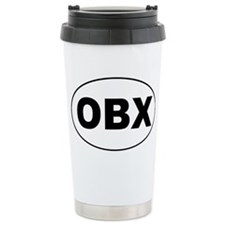 Outer Banks Ceramic Travel Mug