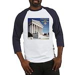 La Corte Suprema Baseball Jersey