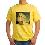 La Corte Suprema Yellow T-Shirt