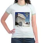 La Corte Suprema Jr. Ringer T-Shirt