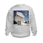 La Corte Suprema Kids Sweatshirt