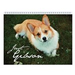 Just Gibson - Pembroke Welsh Corgi Wall Calendar