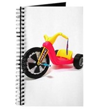 Cute Big wheel Journal
