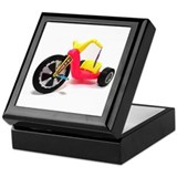 Cute Wheel Keepsake Box