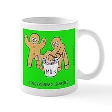Gingerbread Swirlies Mug