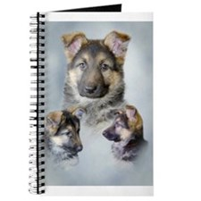 German Shepherd Puppies! Journal