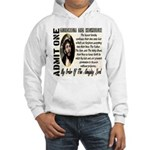 Ticket To Heaven Hooded Sweatshirt