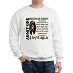 Ticket To Heaven Sweatshirt