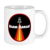 Team Banzai Jet Car Small Mug