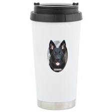 GSD Ceramic Travel Mug