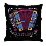 Accordion Throw Pillow