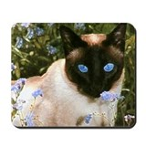 Mousepad - Seal Point Siamese