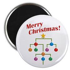 Merry Christmas! Magnet