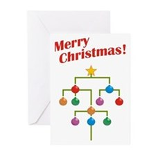 Merry Christmas! Greeting Cards (Pk of 10)