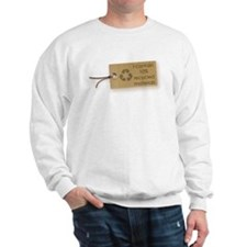 Recycled Materials Sweatshirt