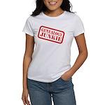 Junkie (DS) Women's T-Shirt