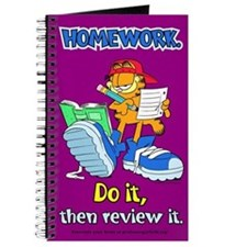 Homework, Do it, Review it Journal