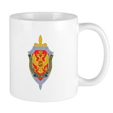 Double Agent's Coffee Mug (CIA FSB)