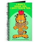 Teach 'em Garfield Journal
