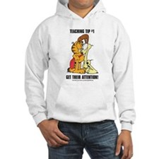Get Their Attention, Garfield Hoodie