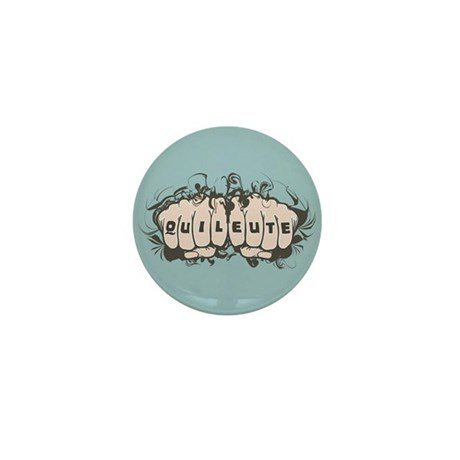 Quileute Tattoo Mini Button (10 pack)