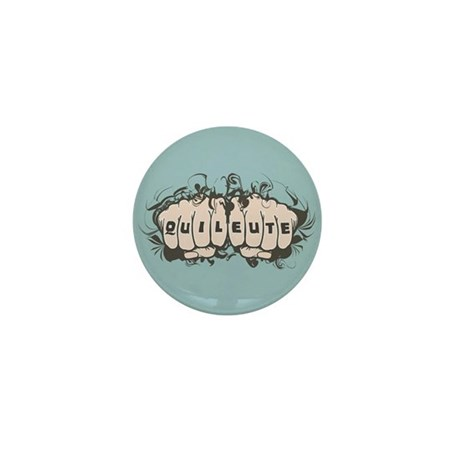 Quileute Tattoo Mini Button
