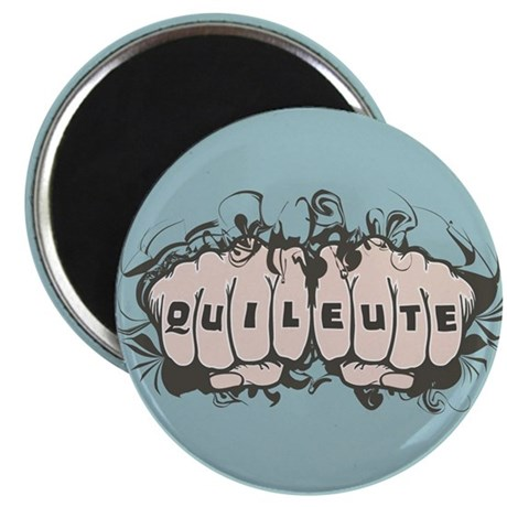 "Quileute Tattoo 2.25"" Magnet (10 pack)"