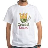 Crochet Queen Shirt