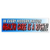 Modern Nation Bumper Sticker (10 pk)